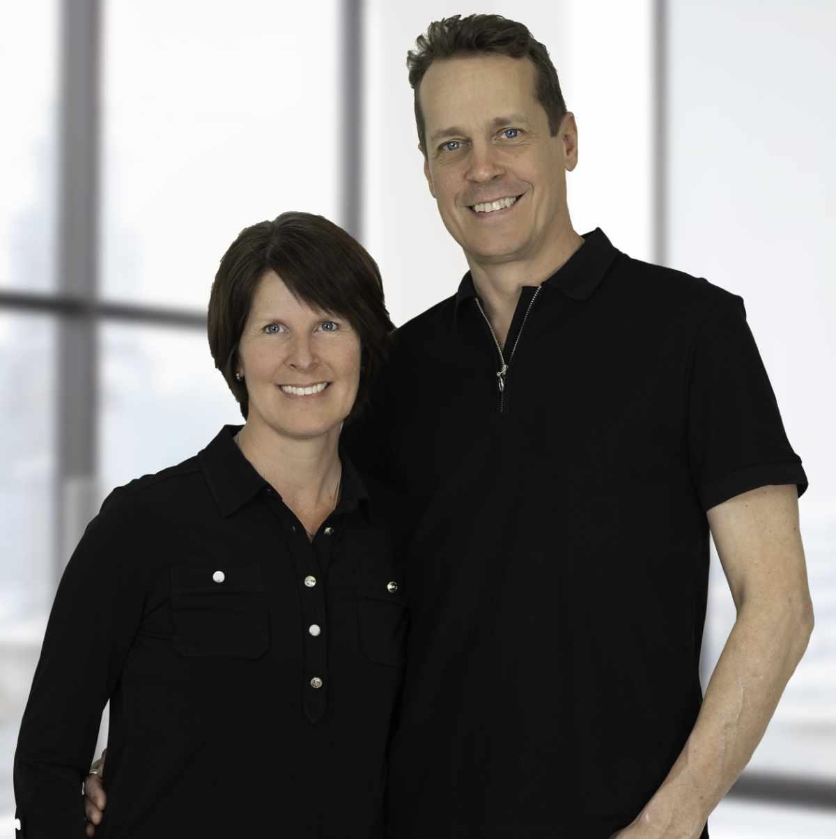 John and Maria Soderlund